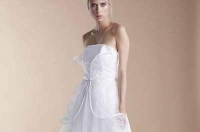 Per un matrimonio da favola, scegli un abito da sposa di Suzanne Ermann