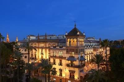Celebrate a Luxury Wedding in Seville, Spain