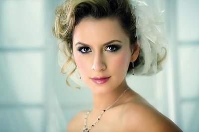 Maquillaje y peinado a domicilio para novias: ¡7 profesionales TOP que te harán lucir deslumbrante!