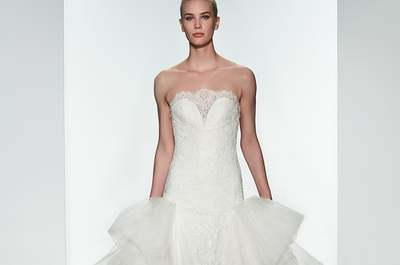 Kenneth Pool Bridal Collection Spring/Summer 2015