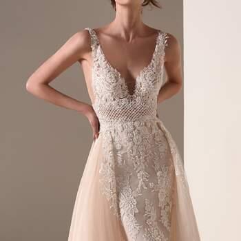 Créditos: Pronovias | Modelo do vestido: Franca