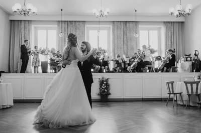Judith und Korbinians wundervolle Hochzeit im Vintage-Stil, mit ganz persönlicher Note
