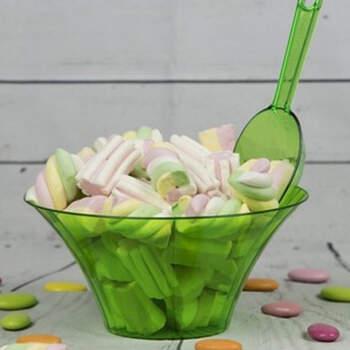 Cuenco verde para la Candy Bar- Compra en The Wedding Shop