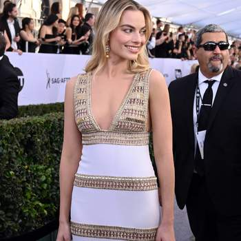 Margot Robbie de Chanel /CordonPress