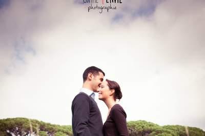 Amandine et Grégoire : Découvrez l'histoire et les photos de ces deux mariés à l'alchimie touchante