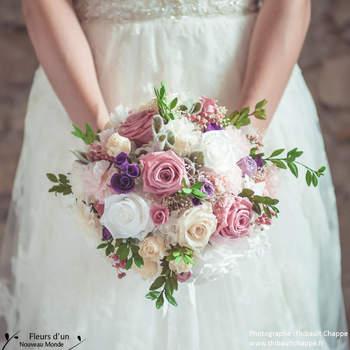 Garantie de satisfaction à 100% grande remise gamme complète de spécifications Bouquet de mariée : 83 bouquets de fleurs pour votre mariage
