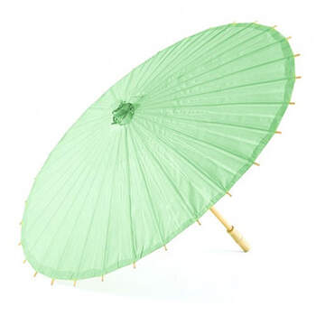 Sombrilla de bambú tiffany- Compra en The Wedding Shop