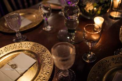 Diga sim ao romantismo: todos os detalhes de um casamento charmoso e ultra romântico