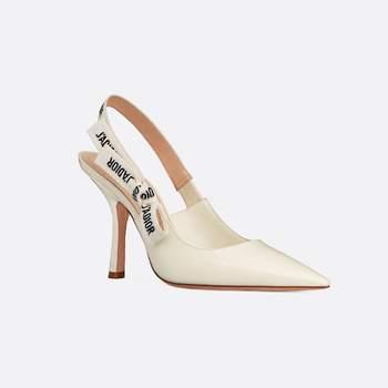 Dior - J'adior pump in patent calfskin