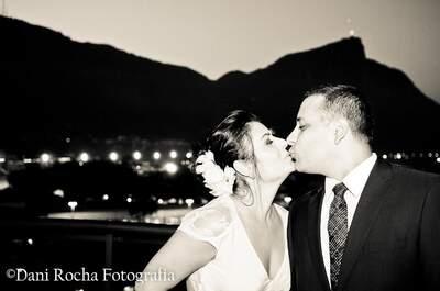 Casamento na Ponte Aérea: paulistas casando no Rio