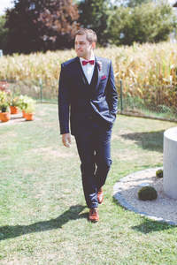 Como escolher o traje do noivo: dicas para que ELES também sejam protagonistas!