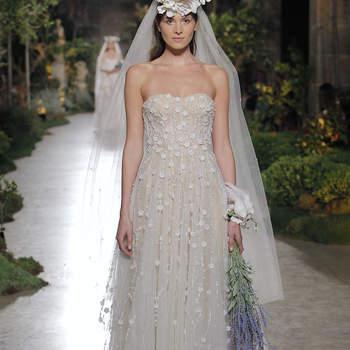 Reem Acra - Barcelona Bridal Fashion Week
