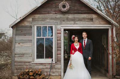 Festeggiamo il Natale con tanti dettagli perfetti anche per un matrimonio invernale!