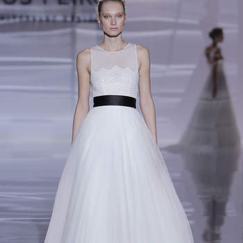 Jesús Peiró. Créditos: Barcelona Bridal Fashion Week