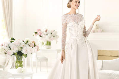 Inspirational Grace Kelly bridal looks for your big day