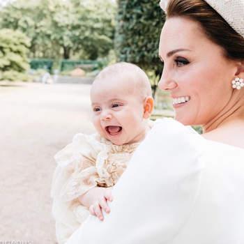 Louis Arthur Charles é o nome do terceiro filho dos Duques de Cambridge. | Foto via Instagram @kensingtonroyal
