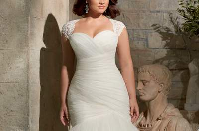 Editor´s Pick: Wedding Dresses for Plus Size Brides for 2015