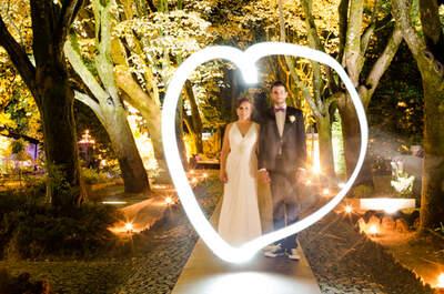 Real Wedding: Amor sem Fronteiras