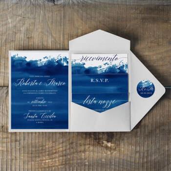 Invitaciones Agua- Compra en The Wedding Shop