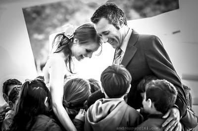 O que fazer com as crianças em casamentos