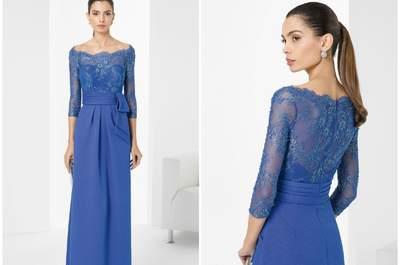 Vestidos de fiesta Rosa Clará 2016: 60 diseños que te encantarán