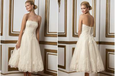 25 Justin Alexander Wedding Dresses To Make You Feel Like A Real Bride in 2016