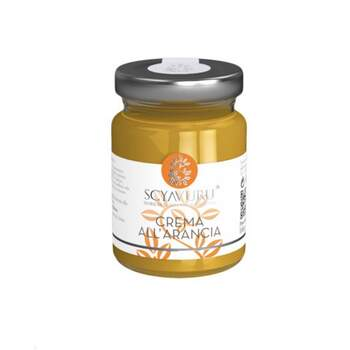 Crème à l'orange 100g -  The Wedding Shop !
