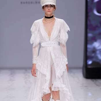 YolanCris. Barcelona Bridal Fashion Week.