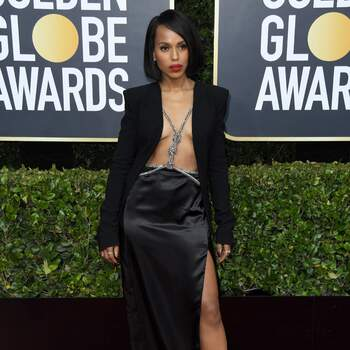 Kerry Washington. Foto Cordon Press