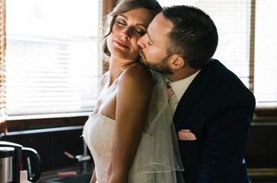 Alicia & David : un mariage magnifique en bord de Seine