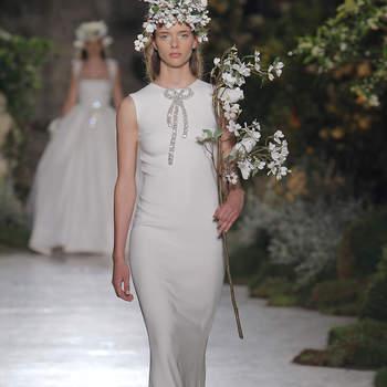 Créditos: Reem Acra, Barcelona Bridal Fashion Week