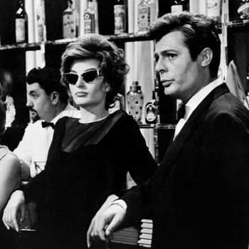 Anouk Aimée in La Dolce Vita, 1960