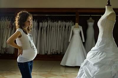Mariage enceinte ou mariage une fois maman ?