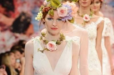 Brautkleider 2013 von Claire Pettibone – Kollektion Herbst/Winter