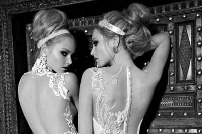 Sexy Hochzeitskleider: Die Galia Lahav Kollektion 2013/ 2014