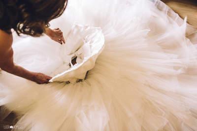 Der Hochzeitstag ist vorbei und Sie wissen nicht, was Sie mit dem Brautkleid tun sollen? Wir haben 5 Optionen