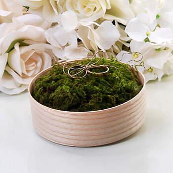 Porta anillos eco-amigable- Compra en The Wedding Shop