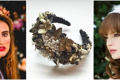 21 accesorios perfectos para que lleves en tu cabello el día de la boda: ¡Te enamorarás de todos!