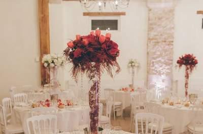 Grande passionnée, Camille Chouraqui compose votre bouquet de mariée sur mesure et avec amour !