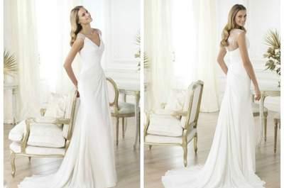 Robes de mariée 2014: nouvelles tendances