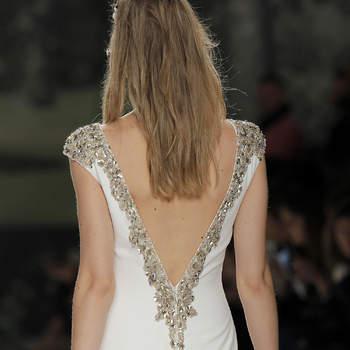 Brautkleider mit Rückenausschnitten: Verführerische Einblicke am Traualtar