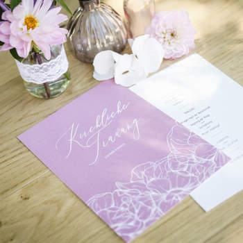 Foto: Herzkarten - Kollektion: blossom