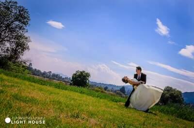 Consejos para salir guapísima en las fotos de tu boda