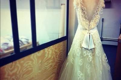 Para noivas antenadas: prévia dos primeiros desfiles CasaModa Noivas 2013