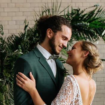 Styled Wedding Shoot: Natural Gold | Foto: Yara Photography