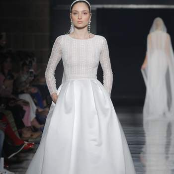 Rosa Clará. Atelier couture.