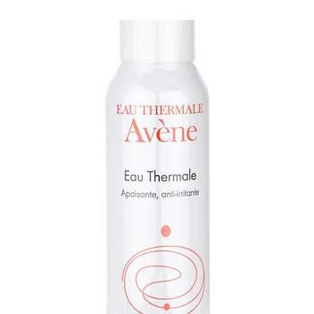 """Agua termal de <a href=""""https://www.eau-thermale-avene.es/"""" target=""""_blank"""">Avène</a>"""