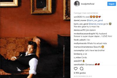 Famosos e arrasadores: conheçam alguns dos homens mais bonitos do Instagram!