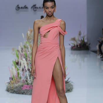 Credits Barcelona Bridal Fashion Week.