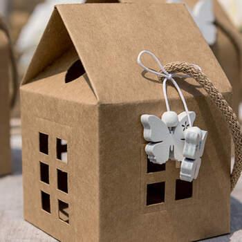 Caja Para detalles Avana Casa Con Cuerda 10 unidades- Compra en The Wedding Shop